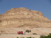 Israel. View of Judaic mountains — Stock Photo