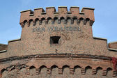 "Kaliningrad. Tower of ""Der Wrangel"" (Wrangel Tower) — Stock Photo"