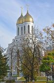 Kaliningrad. Saint Pyotr and Fevroniya's church — Stock Photo