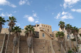 Israel. Townscape Jaffa — Stock Photo