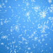 Snow flakes — Stock Photo