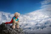 A super hero toy — Stock Photo