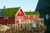 Fishing village  — Stock Photo
