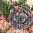 Detail flower embroidery — Stock Photo #15793647