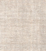 Natural linen uncolored canvas background — Stock Photo