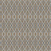 Seamless geometric pattern on paper texture. Classic background — Stock Photo