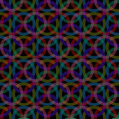Colorful geometric wallpaper — Photo