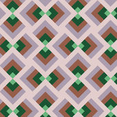Colorful geometric wallpaper — Stock Photo
