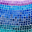 Colorful tile pattern background — Stock Photo #18288525