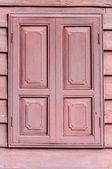 Closed windows — Stock Photo