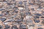 Granite stones floor — Stock Photo