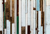 Colorful striped pattern wood texture — Stock Photo