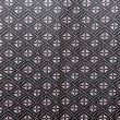 Stock Photo: Black and white silk fabric texture