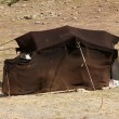Nomad tent - Stock Photo