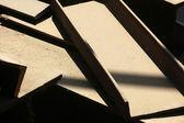Kovová forma — Stock fotografie