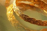 Guldarmband — Stockfoto