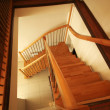Wooden stairs — Stock Photo #32691683