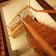 Wooden stairs — Stock Photo #32691689