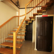Wooden stairs — Stock Photo #32691793