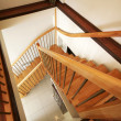 Wooden stairs — Stock Photo #32691799