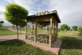 Gazebo — Stock Photo