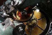 Machine oil — Stock Photo