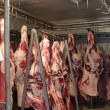 Stock Photo: Butcher store