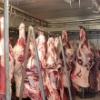 Butcher store — Stock Photo