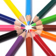 Colored pencils — Stock Photo #32842881