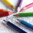Colored pencils — Stock Photo #32844025