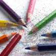 Colored pencils — Stock Photo #32844087