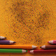 Colored Pencils — Stock Photo #32846245