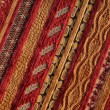 Stock Photo: Velvet fabric