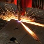 Welding — Stock Photo