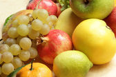 Vegetable and Fruit — Stock Photo