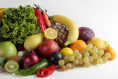 Fruit and Vegetables — Stockfoto