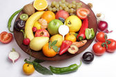 Fruit and Vegetables — Foto de Stock