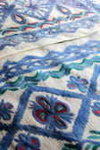 Felting carpet — Stock Photo