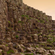 Giant's Causeway in Northern Ireland — Stock Photo