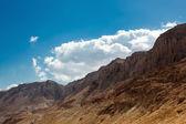 Montañas en el desierto de Judea — Foto de Stock