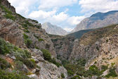 Crete mountain. — Stock Photo