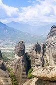 Meteora rock, Greece — Stock Photo