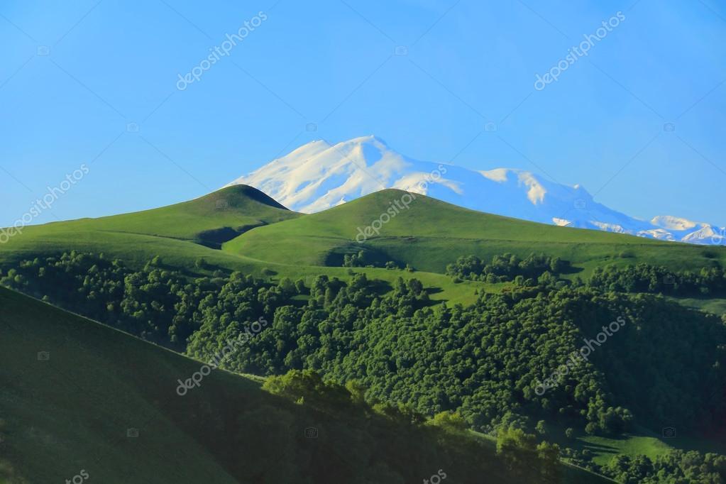Эльбрус высочайшая вершина европы