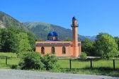 南俄罗斯的伊斯兰教寺庙 — 图库照片