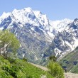 Caucasus rockies in Russia — Stock Photo #41342819
