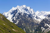 Caucasus rockies in Russia — Stockfoto