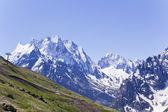 Rusya'nın kafkas dağları — Stok fotoğraf