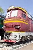 鉄道機関車 — ストック写真