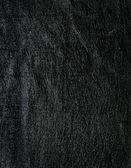 Sfondo nero in pelle — Foto Stock