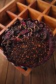 Chipotle - jalapeno uzená chilli — Stock fotografie